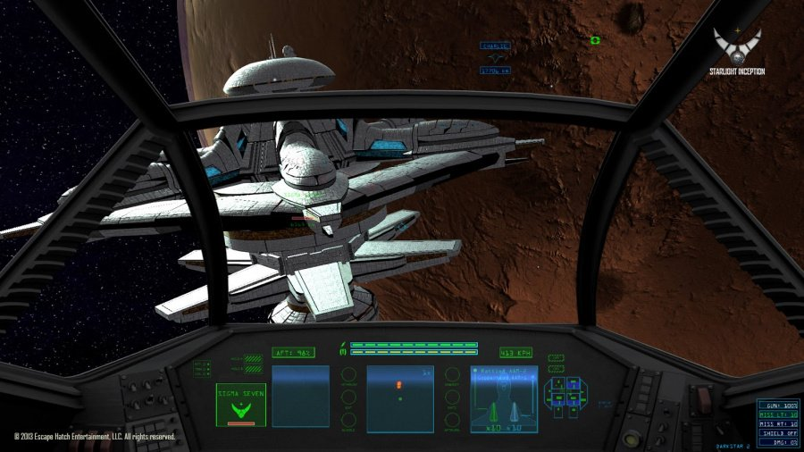 Starlight Inception Review - Screenshot 4 of 5