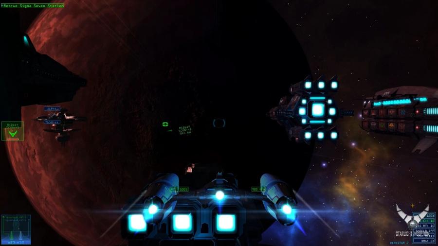 Starlight Inception Review - Screenshot 5 of 5
