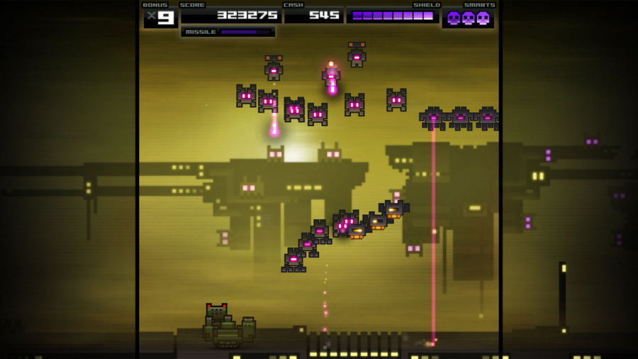 Titan Attacks Review - Screenshot 1 of 3