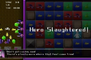 No Heroes Allowed: No Puzzles Either! Screenshot