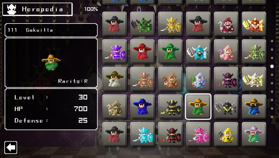 No Heroes Allowed: No Puzzles Either! Review - Screenshot 3 of 4