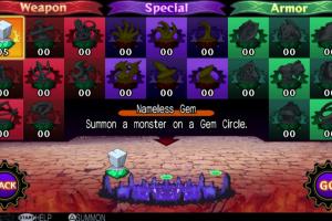 Demon Gaze Screenshot