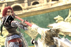 SoulCalibur: Lost Swords Screenshot