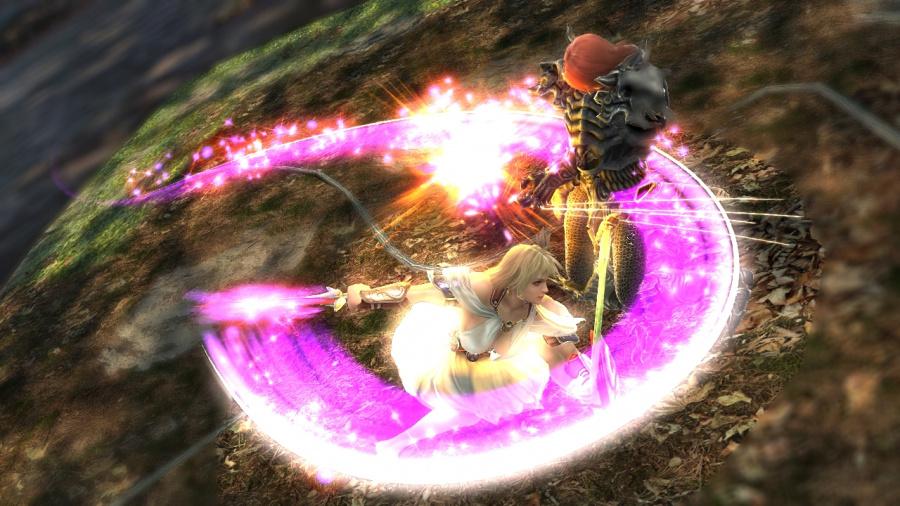SoulCalibur: Lost Swords Review - Screenshot 1 of 5