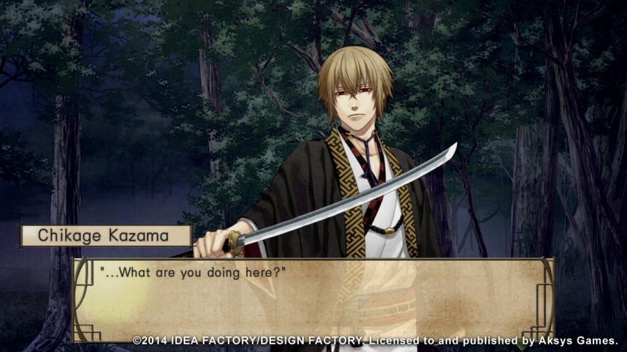 Hakuoki: Stories of the Shinsengumi Review - Screenshot 3 of 4