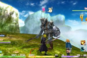 Sword Art Online: Hollow Fragment Screenshot