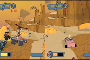 Cel Damage HD Screenshot