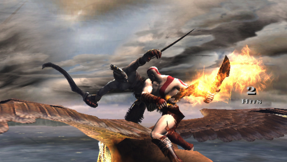 God of War Collection Will Tune in to PS Vita TV in Japan ... Ps2 Console Back