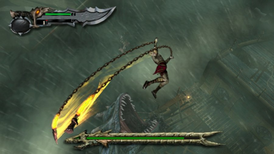 God of War Collection Review - Screenshot 1 of 3
