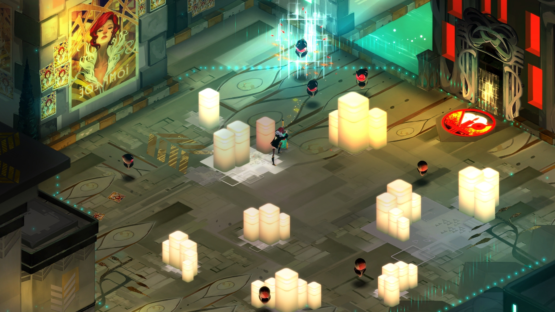 Transistor (PS4 / PlayStation 4) News, Reviews, Trailer ...
