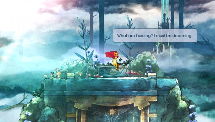 Child of Light Review - Screenshot 1 of 4