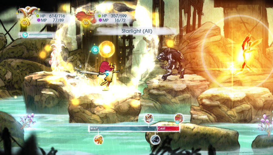 Child of Light Review - Screenshot 1 of 4