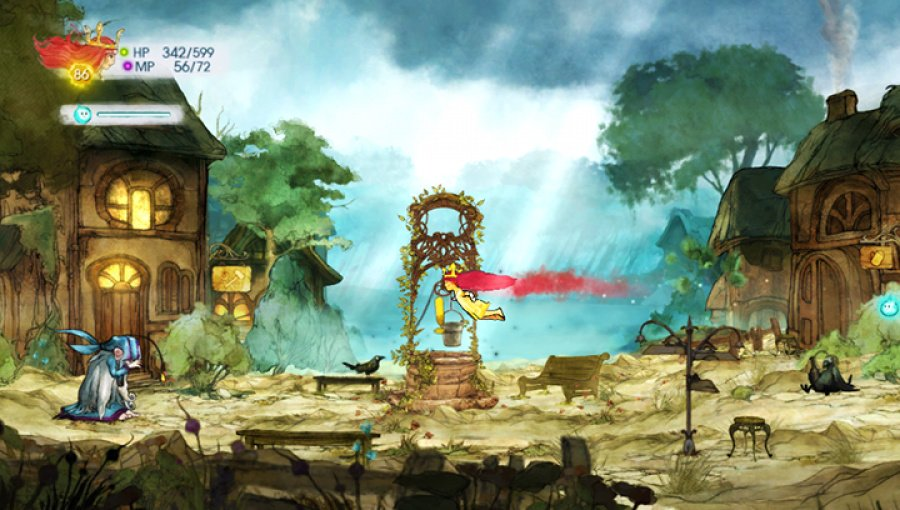 Child of Light Review - Screenshot 2 of 4