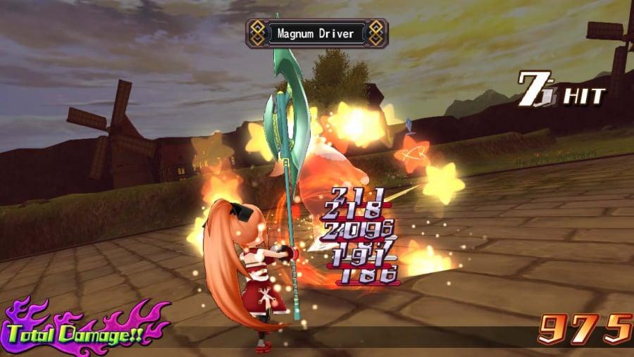 Mugen Souls Z Review - Screenshot 2 of 5