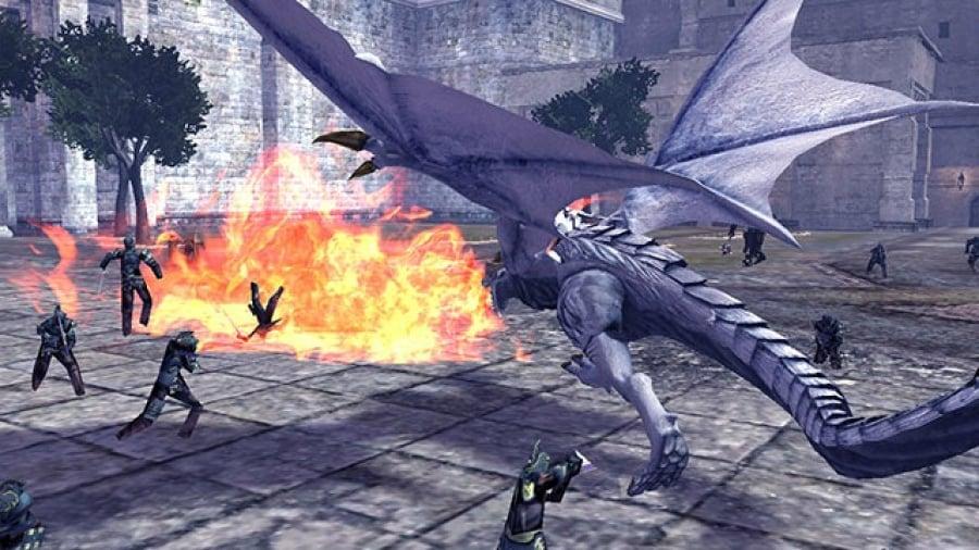 Drakengard 3 Review - Screenshot 2 of 5
