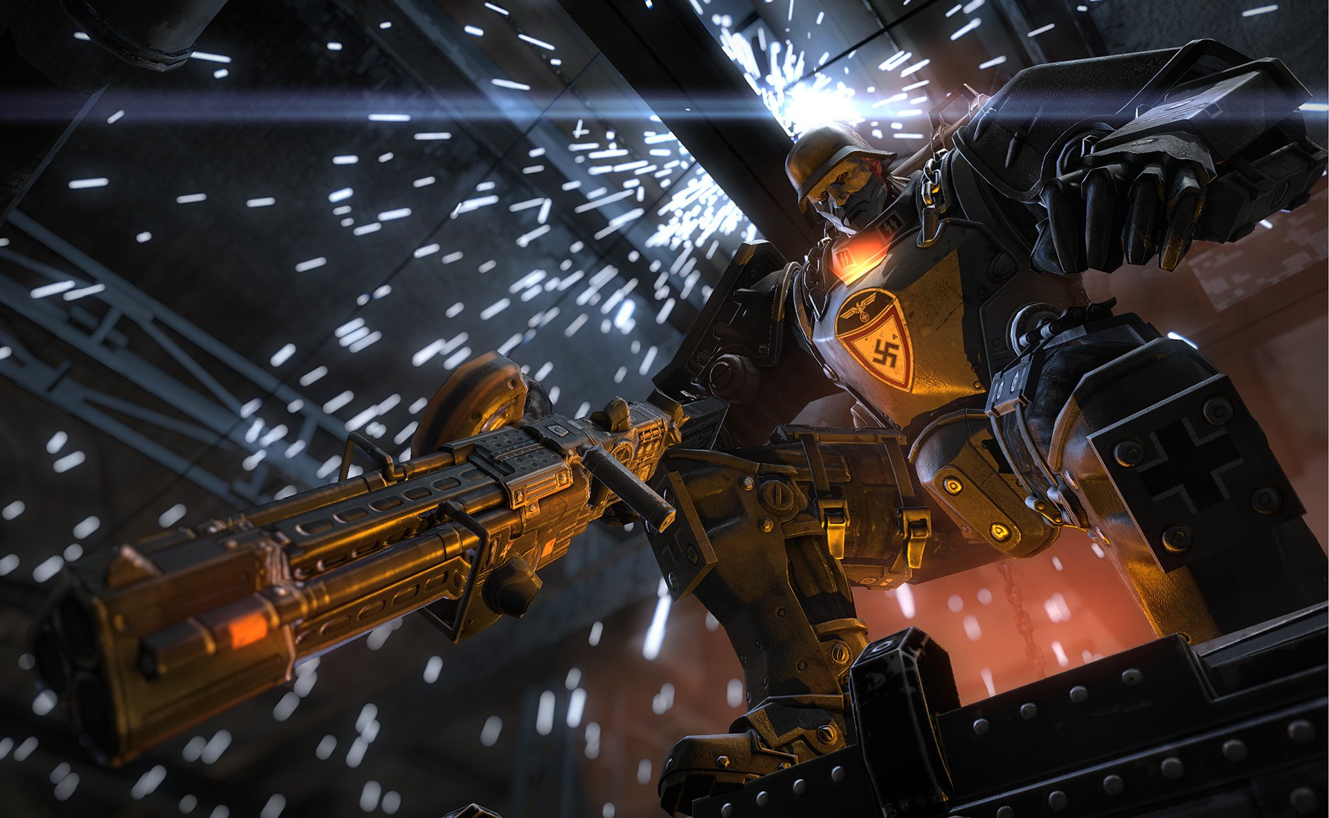 Wolfenstein: The New Order (PS4 / PlayStation 4) News ...