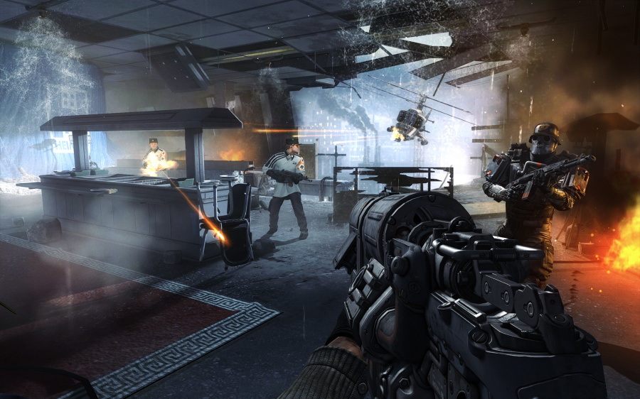 Wolfenstein: The New Order Review - Screenshot 1 of 5