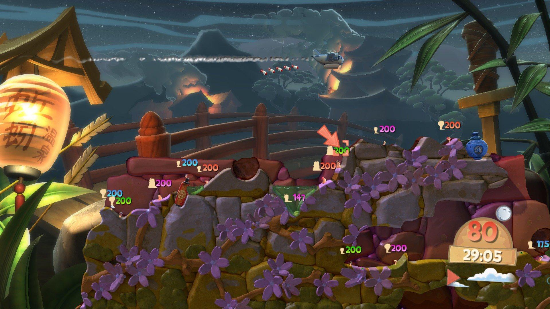 Worms Battlegrounds Waffen Erklärung