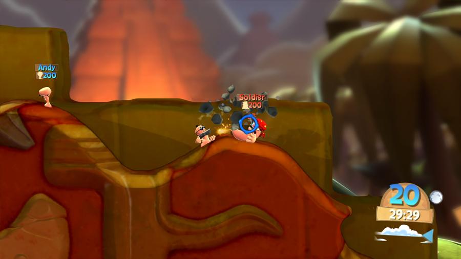 Worms Battlegrounds Review - Screenshot 4 of 4