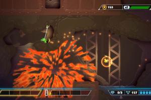 PixelJunk Shooter Ultimate Screenshot