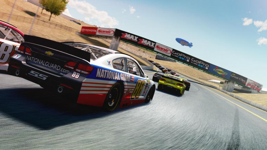 NASCAR '14 Review - Screenshot 1 of 3
