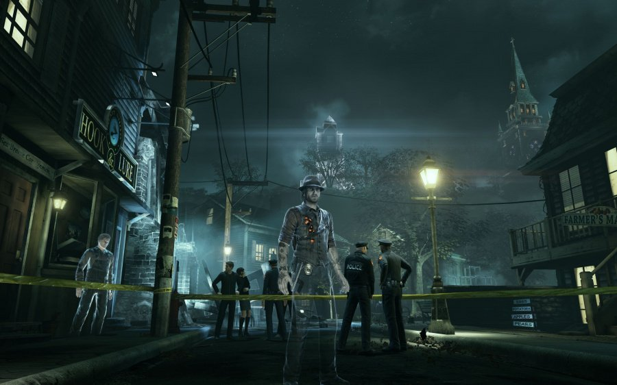 Murdered: Soul Suspect Review - Screenshot 5 of 5