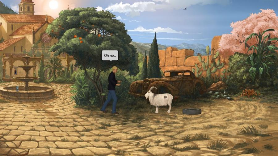 Broken Sword 5: The Serpent's Curse - Episode 2 Review - Screenshot 2 of 3