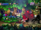 Battle Princess of Arcadias Screenshot