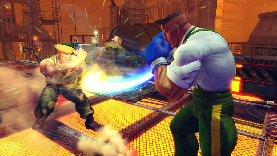 Ultra Street Fighter IV Review - Screenshot 3 of 4