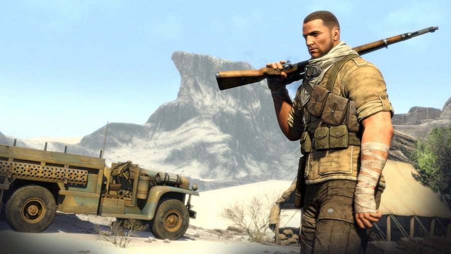 Sniper Elite III Review - Screenshot 2 of 5