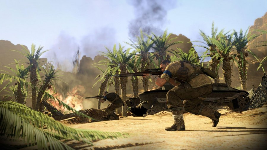 Sniper Elite III Review - Screenshot 1 of 5