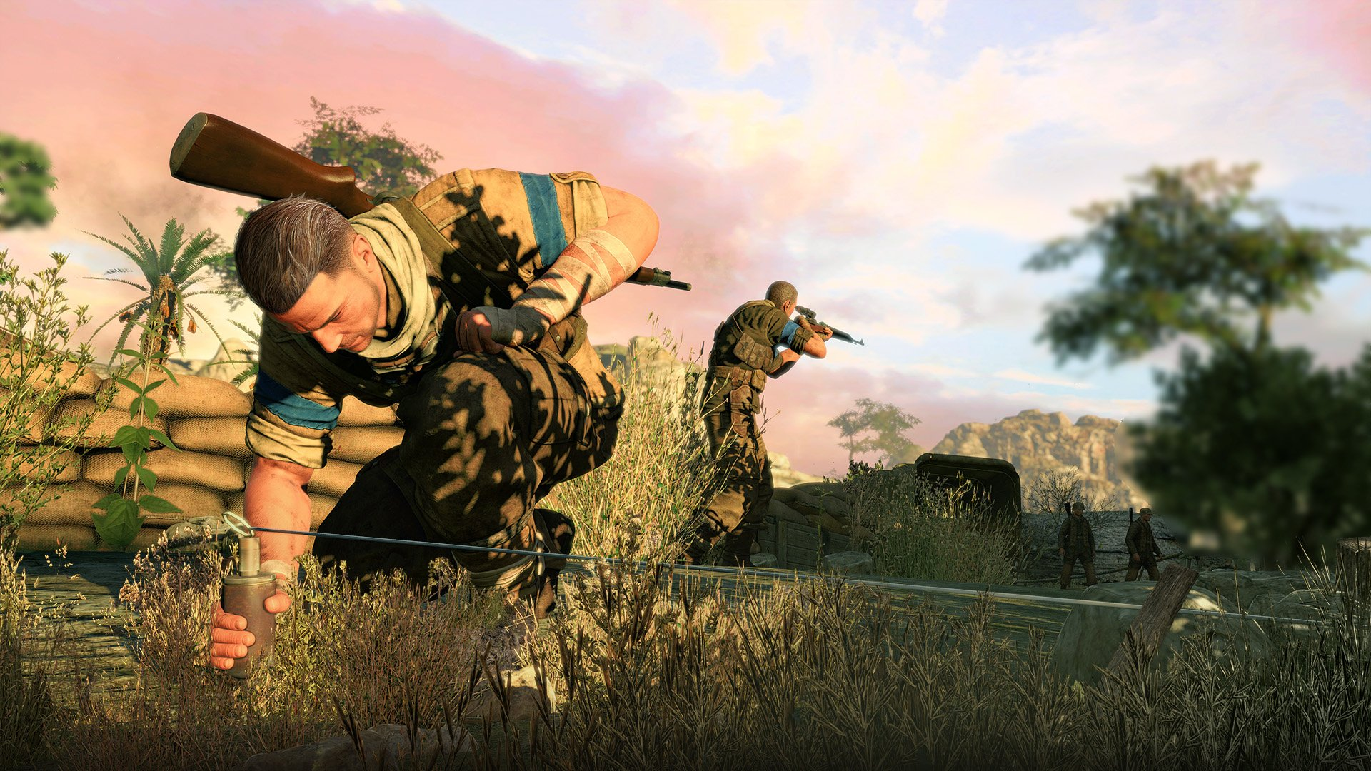 Sniper Elite Iii Ps3 Playstation 3 Game Profile News