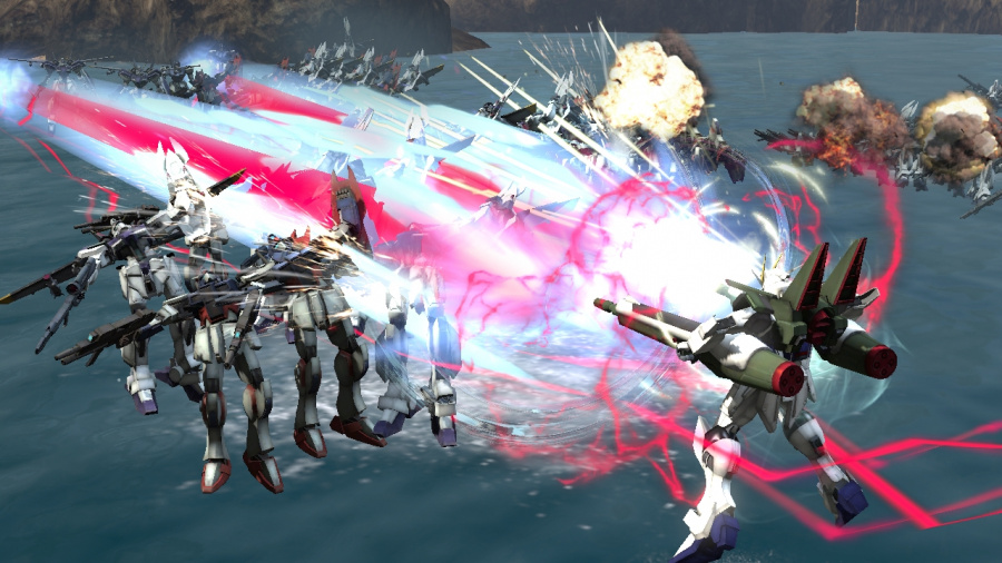 Dynasty Warriors: Gundam Reborn Review - Screenshot 1 of 8