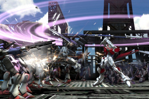 Dynasty Warriors: Gundam Reborn Screenshot