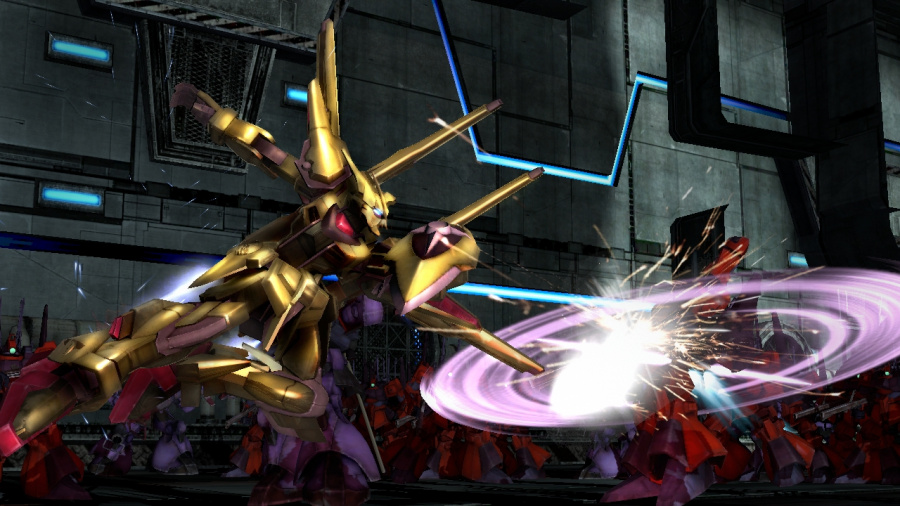 Dynasty Warriors: Gundam Reborn Review - Screenshot 3 of 8