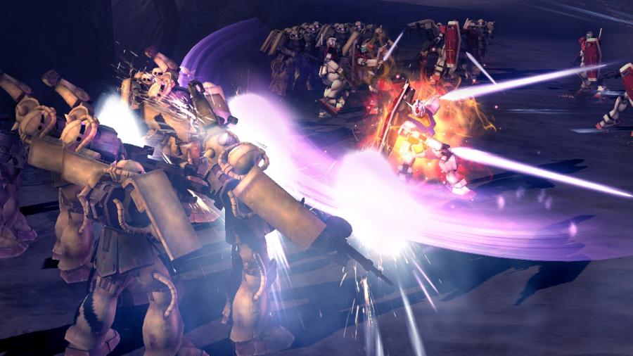 Dynasty Warriors: Gundam Reborn Review - Screenshot 6 of 9