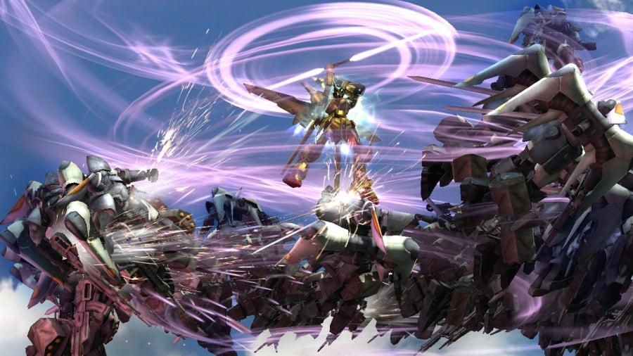 Dynasty Warriors: Gundam Reborn Review - Screenshot 8 of 8