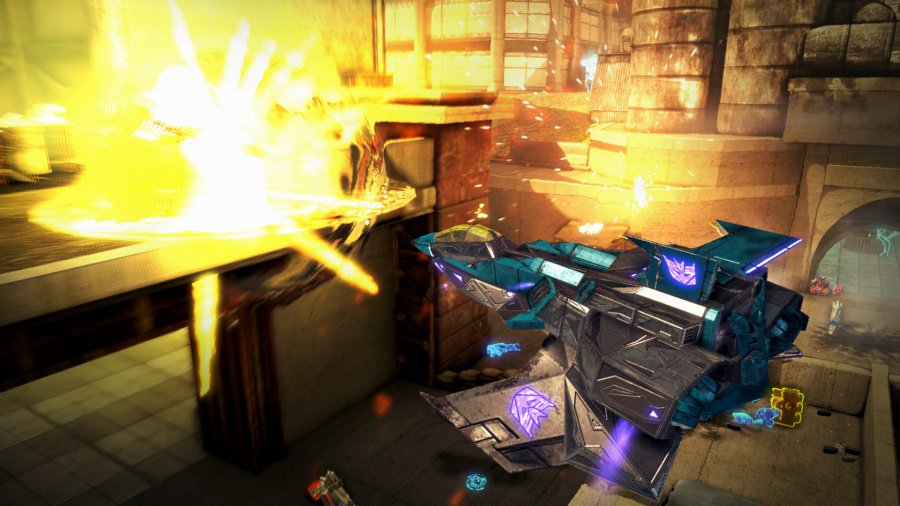 Transformers: Rise of the Dark Spark Review - Screenshot 1 of 4
