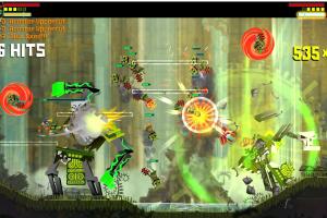 Guacamelee! Super Turbo Championship Edition Screenshot