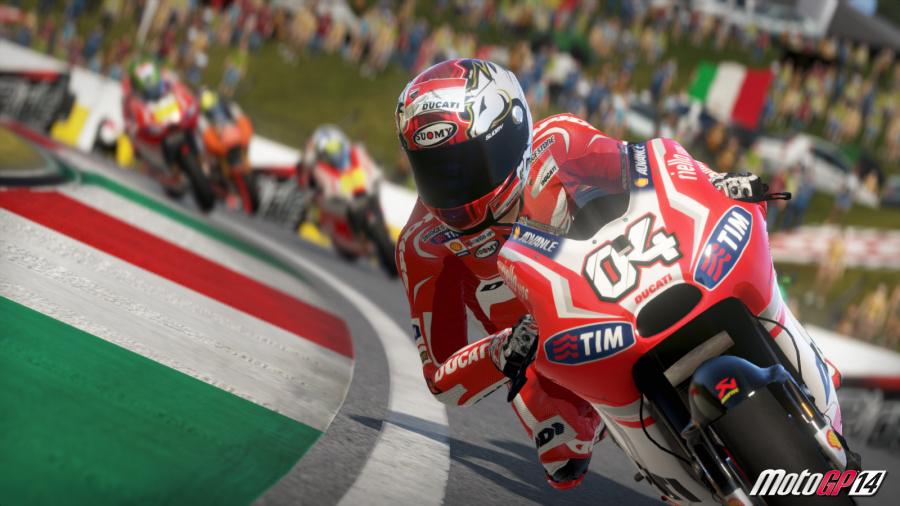 MotoGP 14 Review - Screenshot 2 of 4