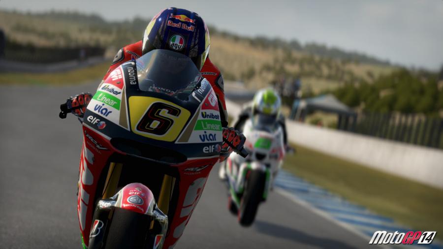 MotoGP 14 Review - Screenshot 1 of 3