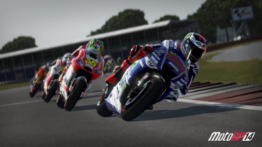 MotoGP 14 Review - Screenshot 1 of 4