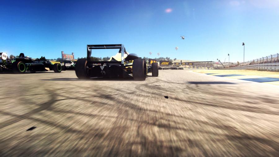 GRID Autosport Review - Screenshot 1 of 3