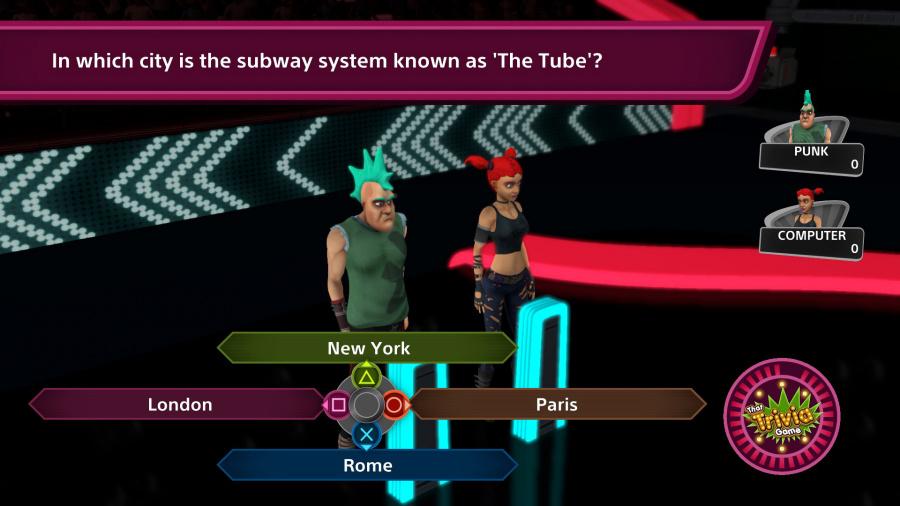 That Trivia Game Review - Screenshot 1 of 3
