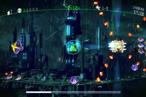 Resogun: Heroes Screenshot