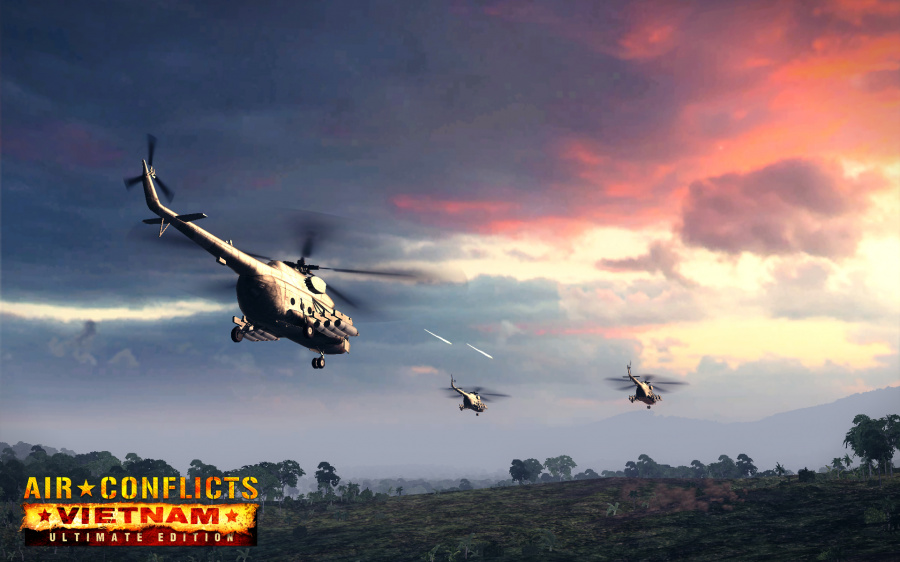 Air Conflicts: Vietnam Ultimate Edition Review - Screenshot 1 of 3