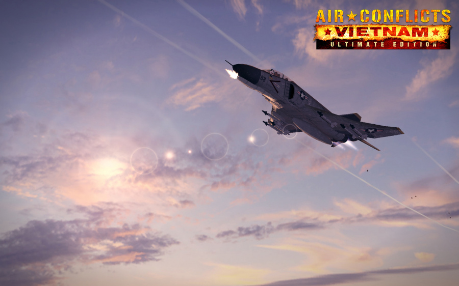 Air Conflicts: Vietnam Ultimate Edition Review - Screenshot 3 of 3