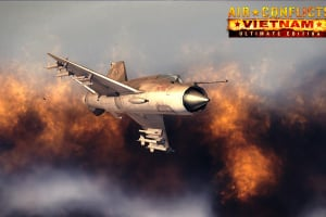Air Conflicts: Vietnam Ultimate Edition Screenshot