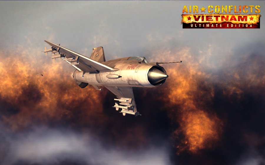 Air Conflicts: Vietnam Ultimate Edition Review - Screenshot 2 of 3
