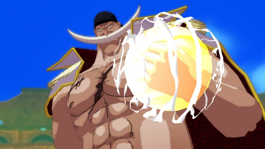 One Piece: Unlimited World Red Review - Screenshot 1 of 5